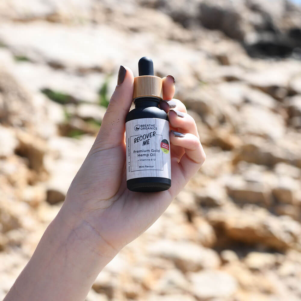Breathe Organics Cbd Öl