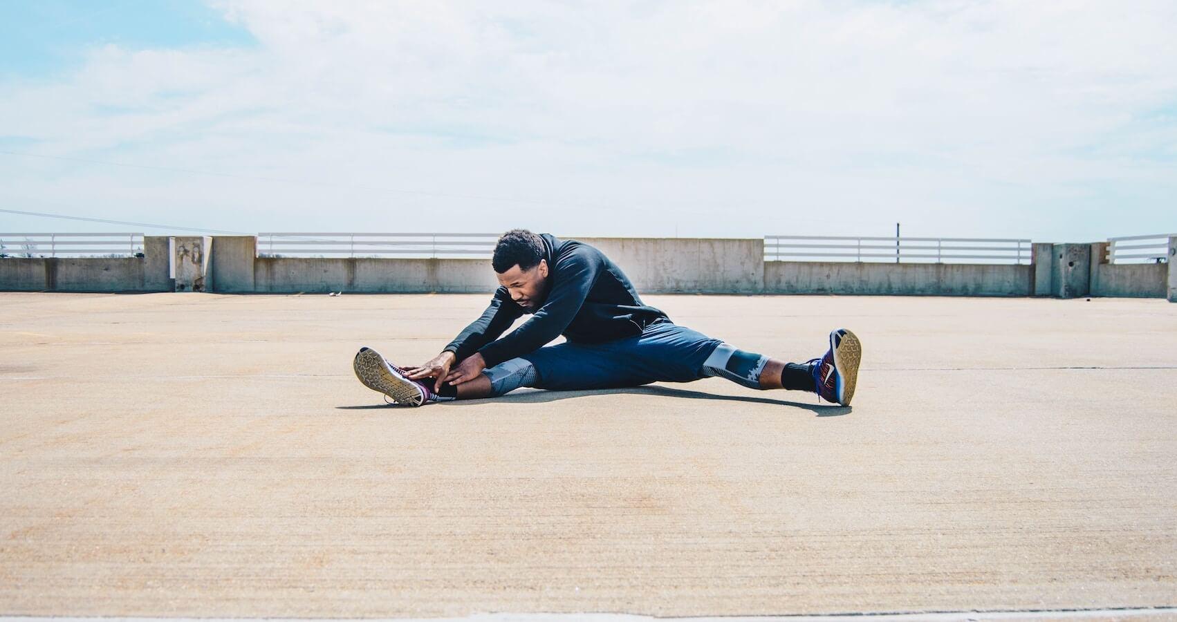muskelentspannung CBD Sport