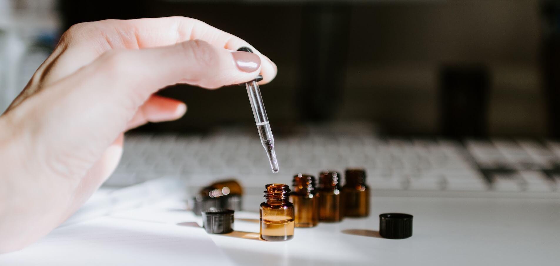 CBD Öl mit MCT Basis Vorteile