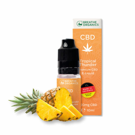 CBD Liquid Ananas