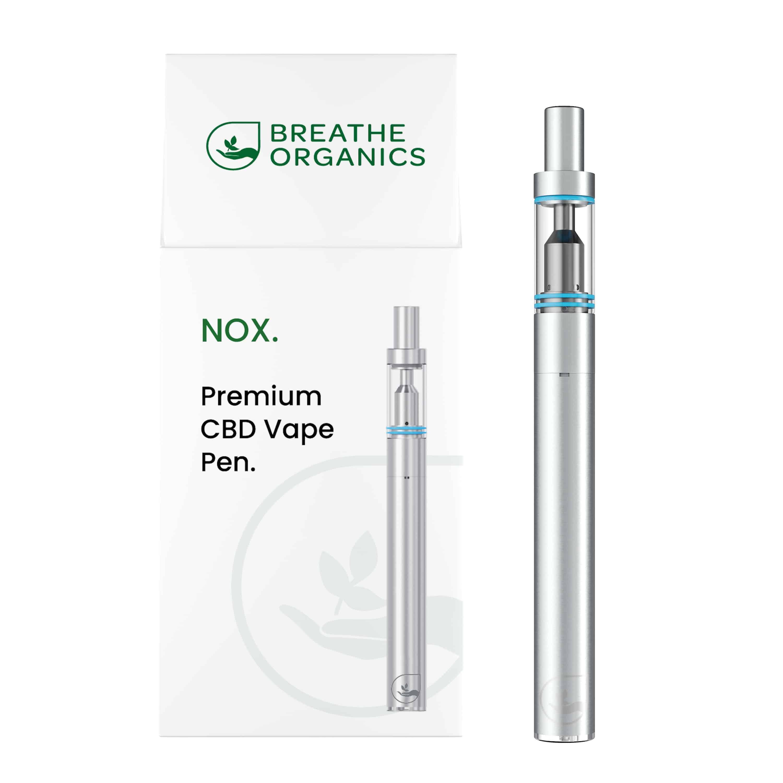 Breathe Organics NOX Premium CBD Vape Pen