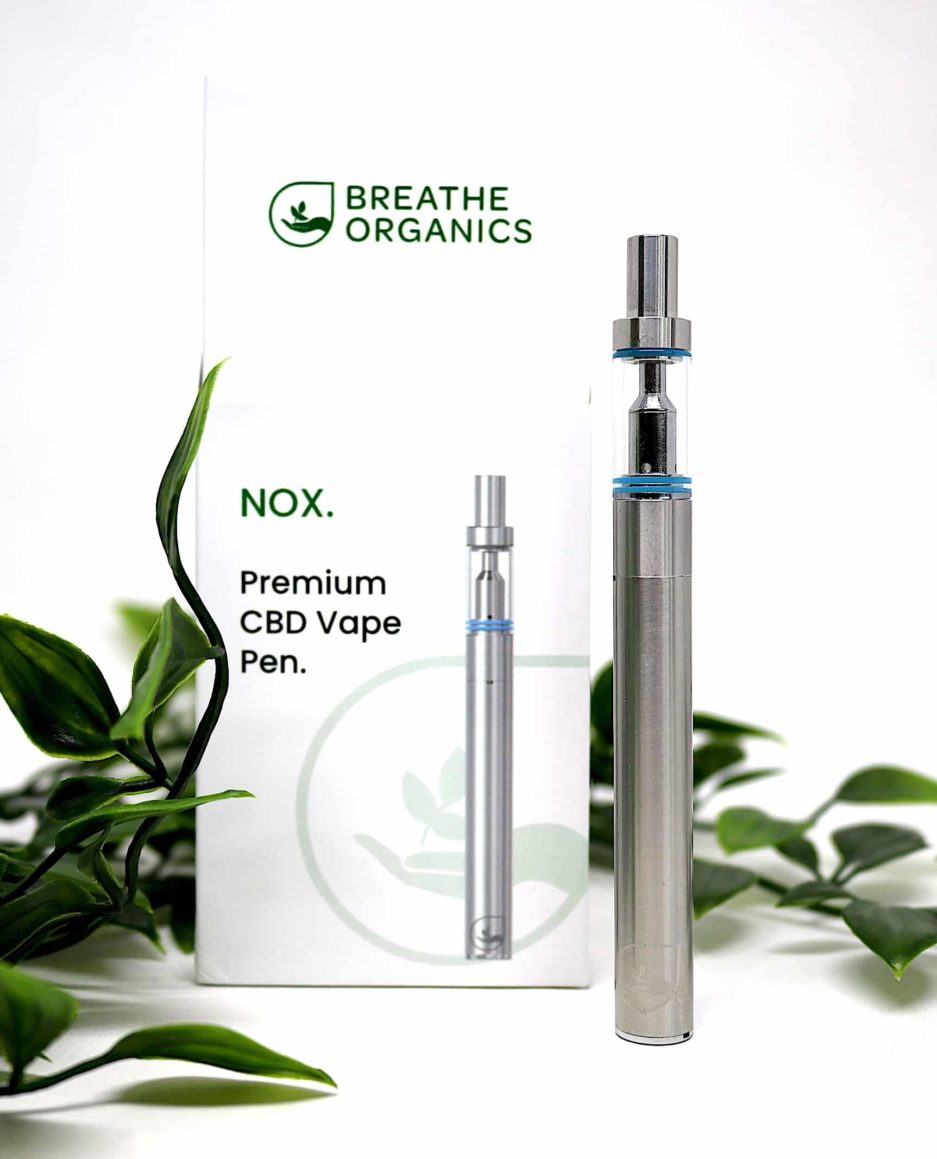 Premium CBD Vape Pen Nox Vaporizer E Zigarette E Cig
