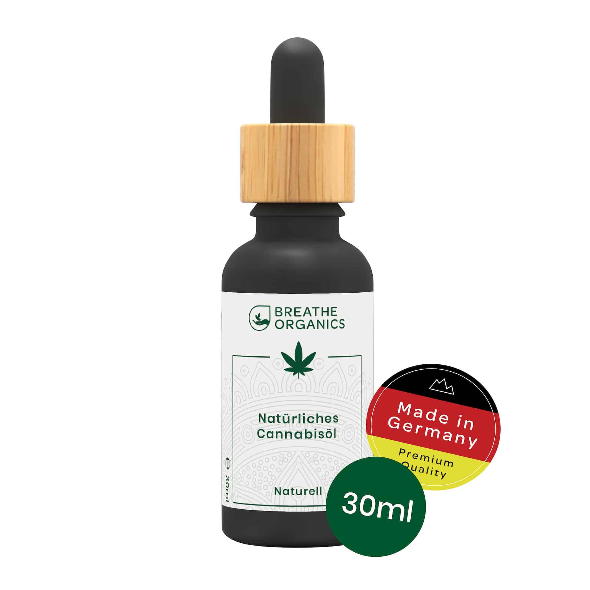 Natürliches Cannabisöl