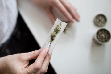 Wirkung von Cannabis