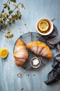 Cannabidiol Food CBD Croissant
