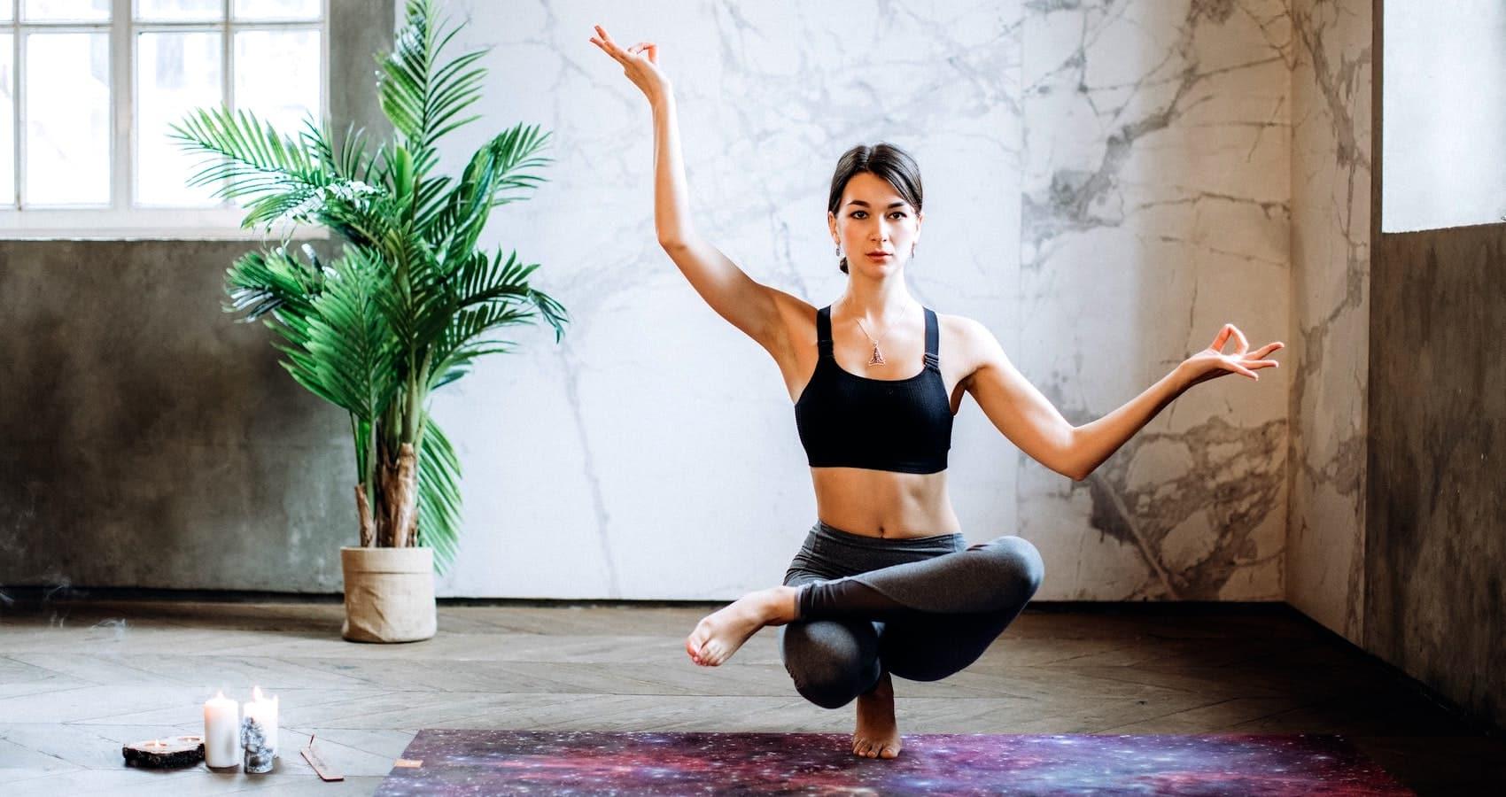 Yoga und CBD mit Breathe Organics
