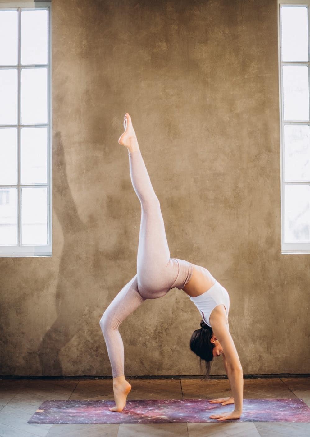 Yoga mit CBD vertiefen